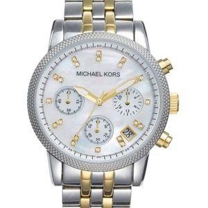 Michael Kors | Chronograph Watch | Two Tone